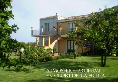 Agriturismo Torre Archirafi Resort